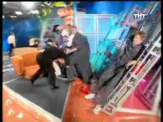 ������� ������ ������� � ���� Fight on Russian TV show
