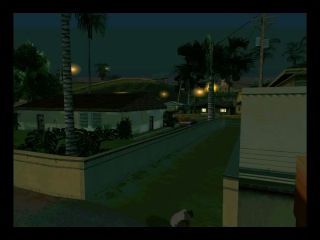 GTA San Andreas by Bazooka